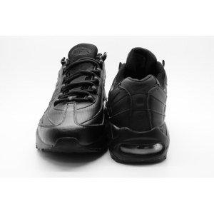 Купить кожаные кроссовки Nike air max 95 Essential черный   Заказать ... 739e66979b3