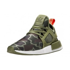 Кроссовки adidas NMD XR1 Duck Camo Black арт.723 хаки (khaki)